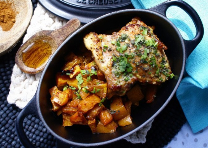Herb Roasted MealFit Chicken