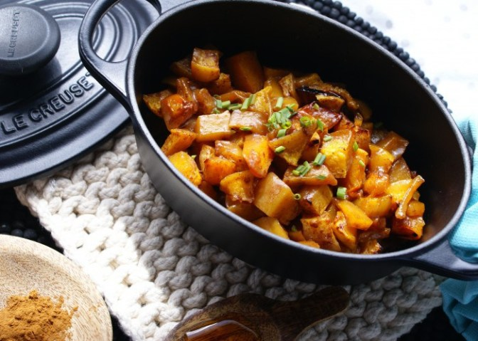 MealFit Maple Butternut Squash