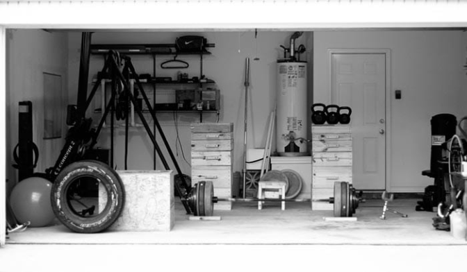 How to Start a Cheap Garage Gym?