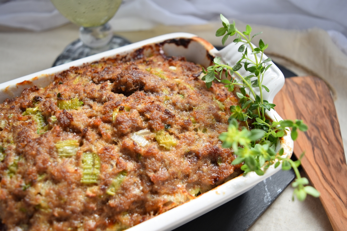 Delicious Gluten Free Meatloaf | Paleo Plus Cheese