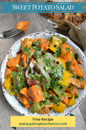 Sweet Potato Salad...