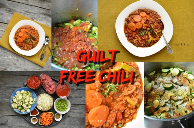 Stick To Your New Year's Resolution With This 4 Step Guilt Free Recipe
