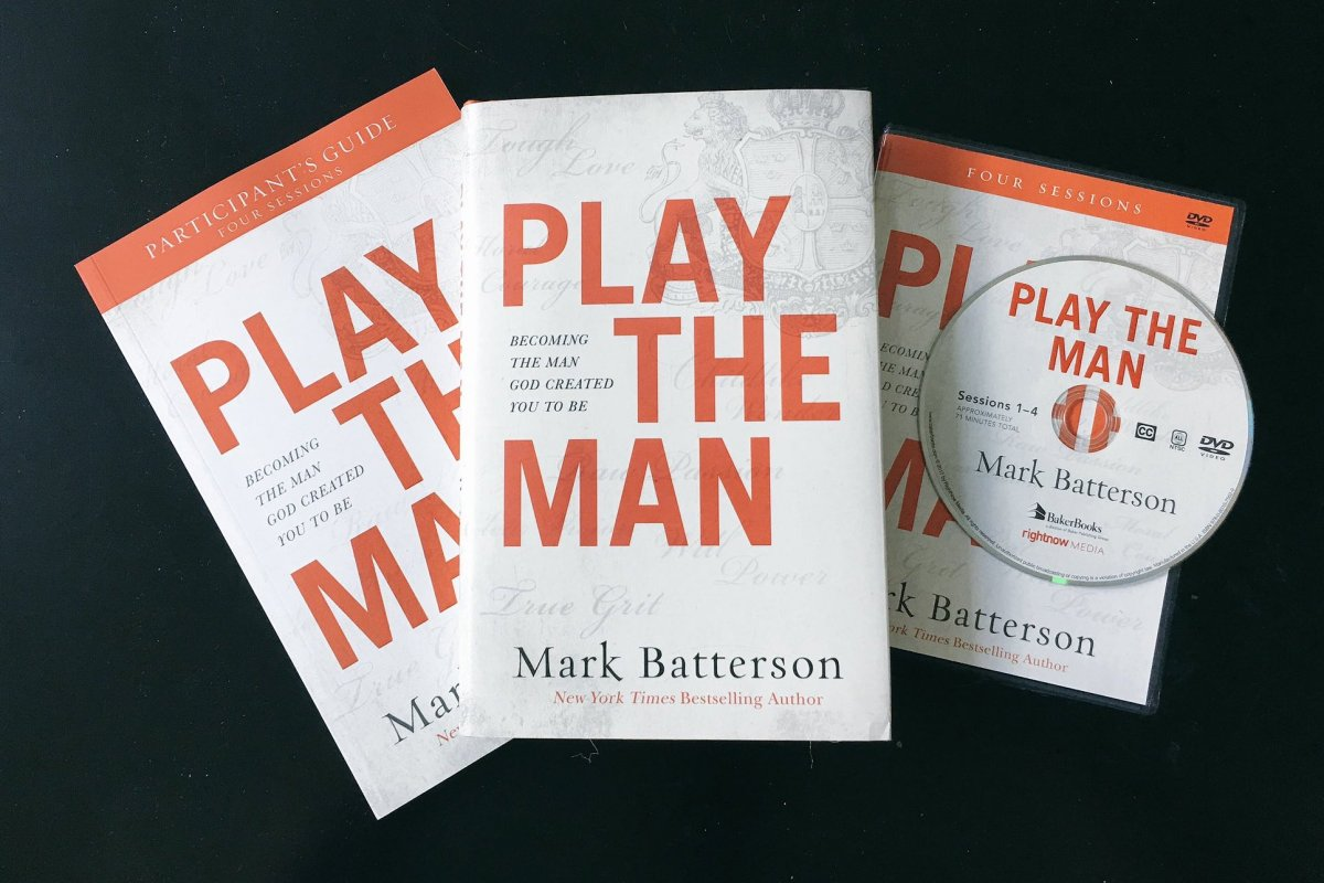 PLAY THE MAN By Mark Batterson Book Review