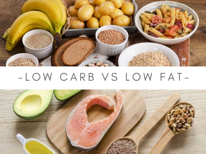 The Battle of Low Carb vs. Low Fat