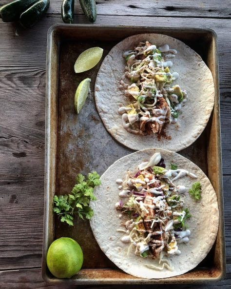 Red snapper tacos 2