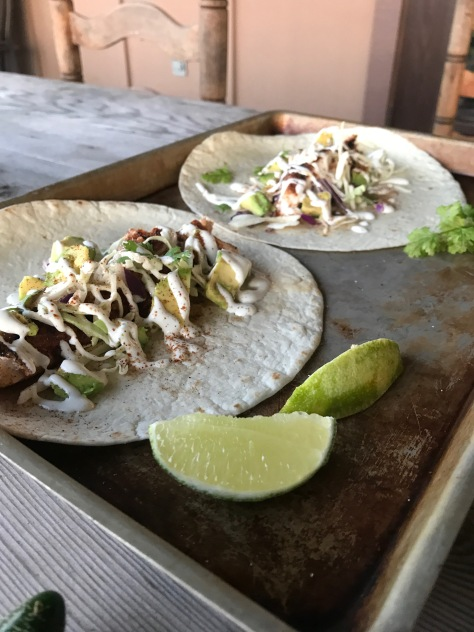 Red snapper tacos 4