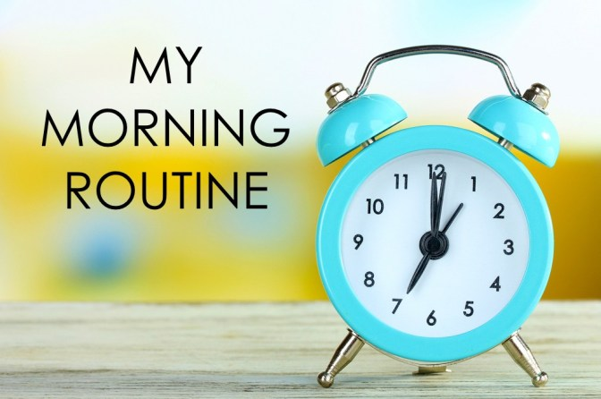 4 Step Morning Routine That Will Transform Your Day
