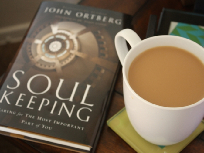 Soul Keeping by John Ortburg Book Review